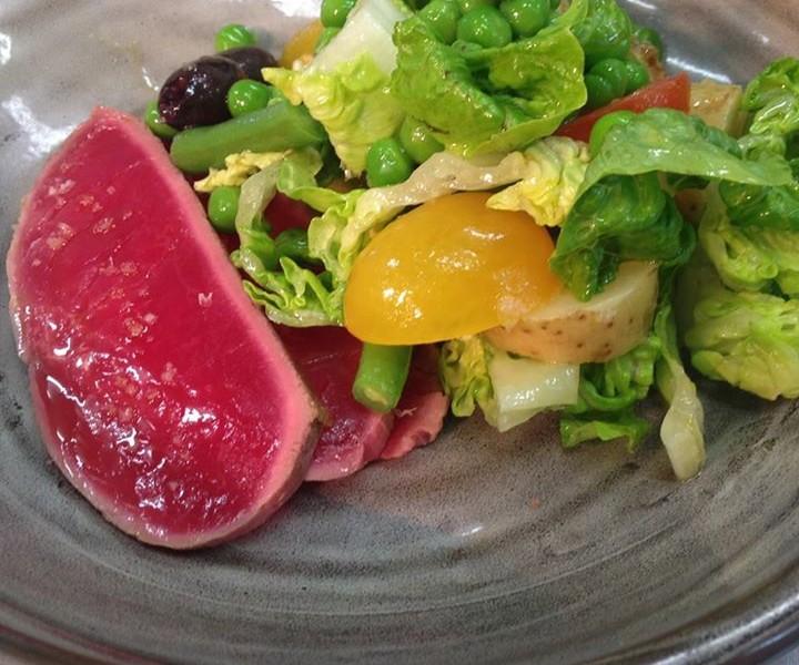 Bonito salad